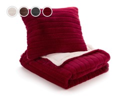 Warm Hug set jastuk i ćebe Dormeo