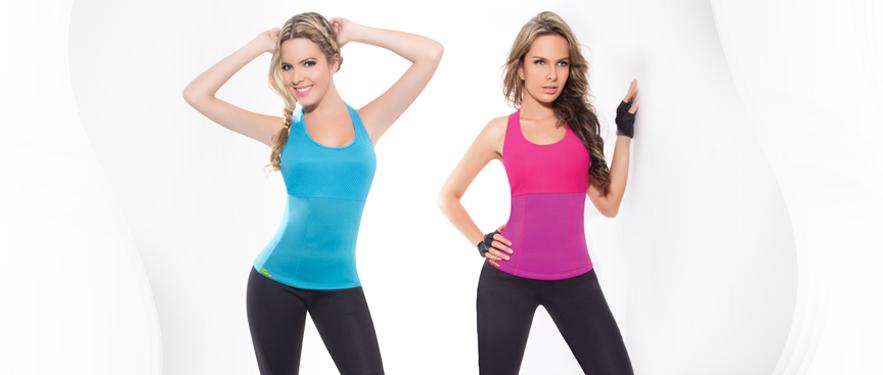 Hot Shapers helanke i majica za mršavljenje